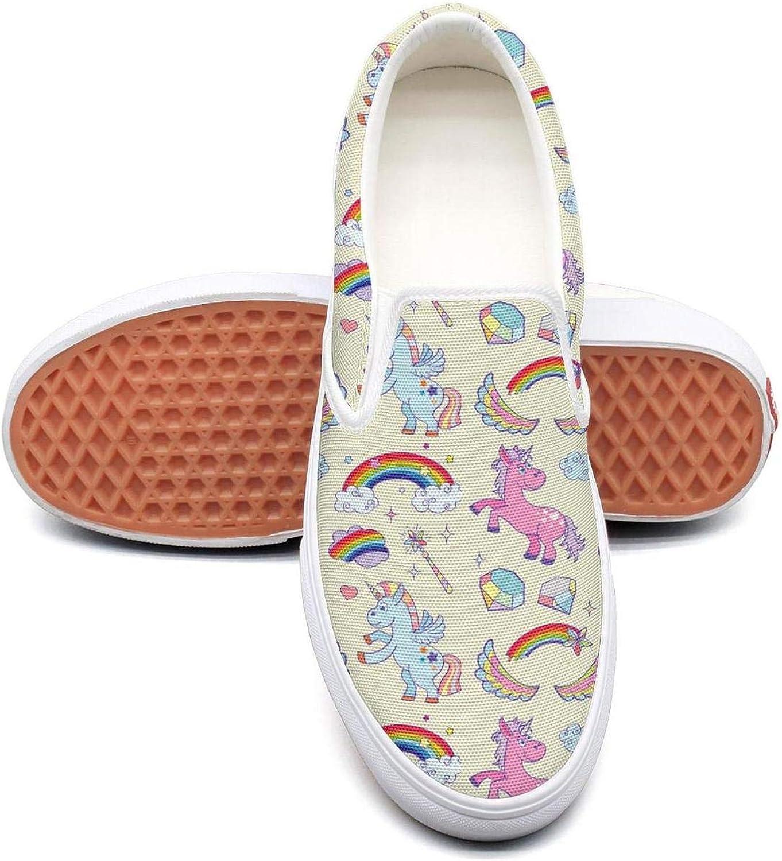 SOFIE MARTIN Cat Unicorn Set Womens Sneakers Low Top Lightweight Wear-Resistant