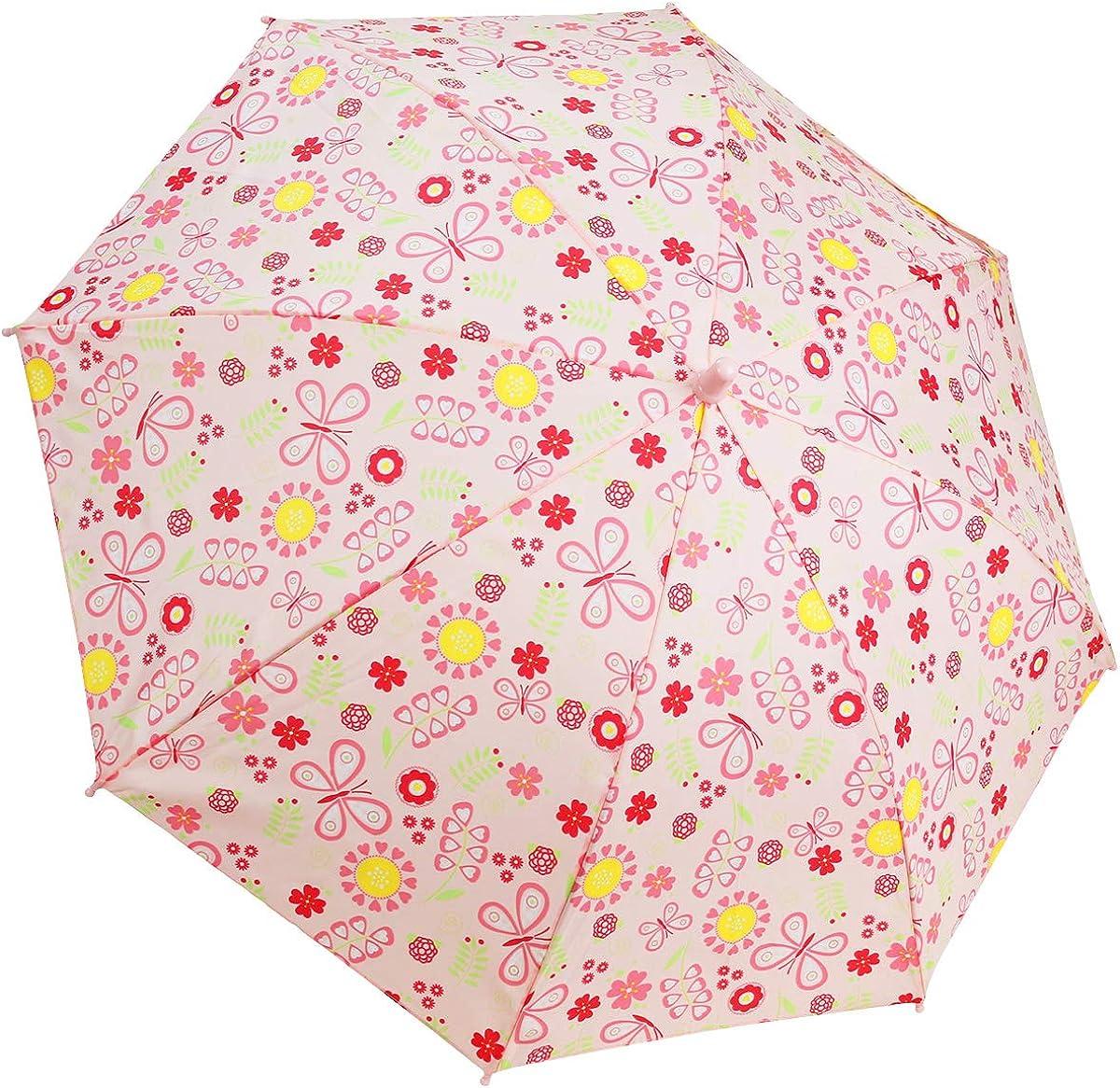 Neuser Kinder Schultaschenschirm Regenschirm Taschen Schirm Kinderschirm 114 RF Dr