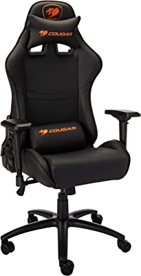 Cougar Gaming Chair Armor Black