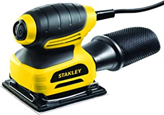 Stanley Sheet Sander 220w,  5035048561492, multicolored