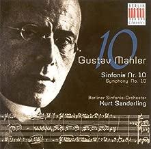 Mahler, G.: Symphony No. 10 (Performing Version By D. Cooke) [Berlin Symphony, Sanderling]