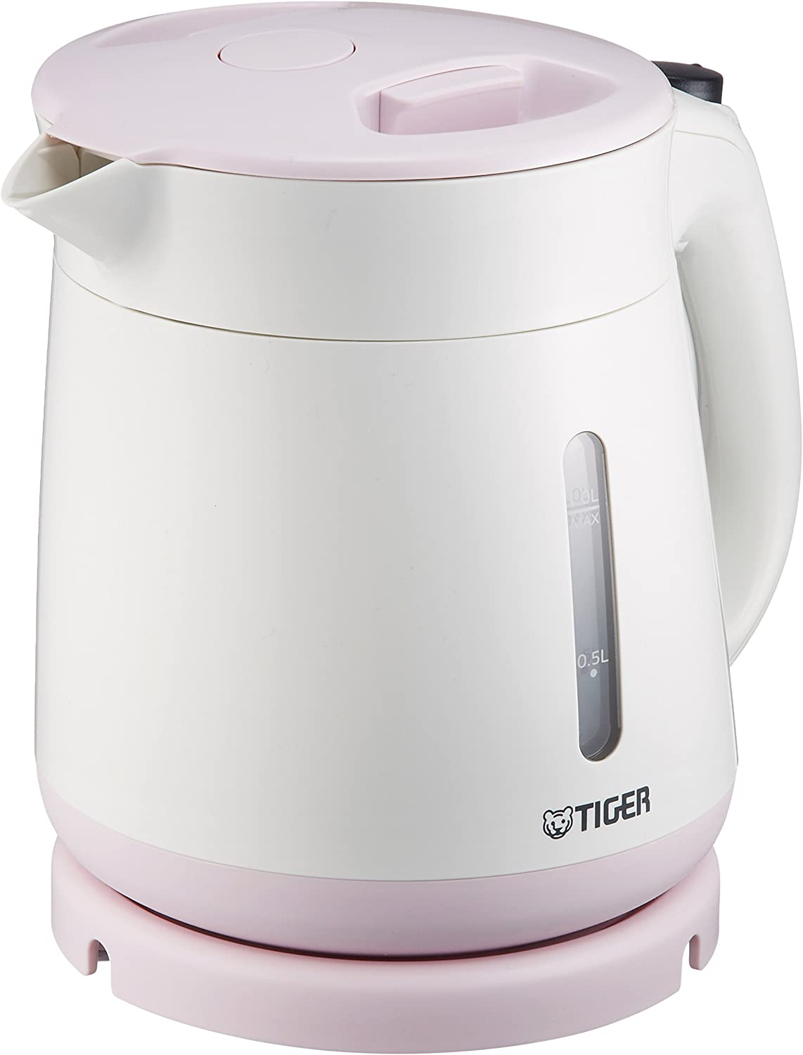 Tiger thermos electric kettle 1L Pink Wakuko PCI-G100-P Tiger