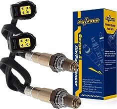 PartsSquare 2 pcs 234-48812 Universal Heated Upstream Downstream Oxygen O2 Sensor Replacement for Dodge Jeep Chrysler Caliber Patriot 2.4L 2.0L 1.8L 2007-2010