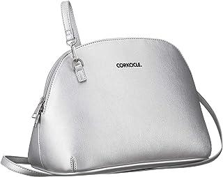 Corkcicle Cooler Bag (Adair Crossbody Bag, Silver)