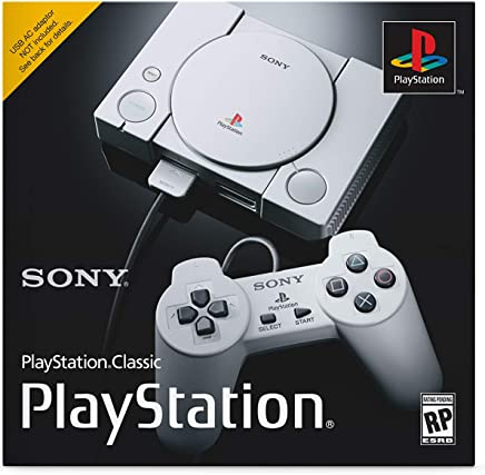 Sony Interactive Entertainment Classic Console - PlayStation
