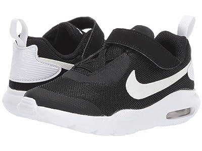 Nike Kids Air Max Oketo (TDV) (Infant/Toddler) (Black/White) Boys Shoes