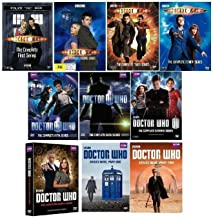 Doctor Who 1-9 Complete Series DVD Set