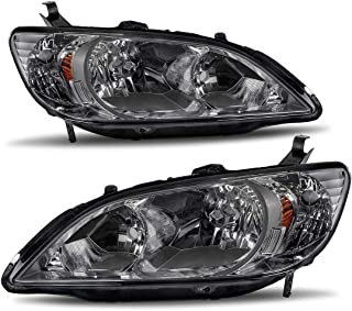 Best 2005 honda civic headlight bulb Reviews