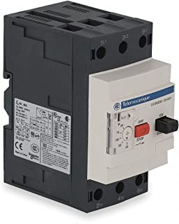 Schneider Electric Push Button Manual Motor Starter, No Enclosure, 56 to 80 Amps AC