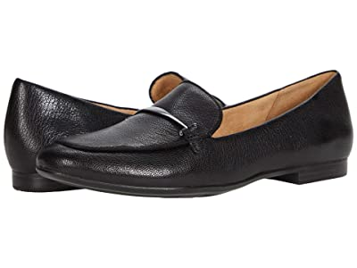 Naturalizer Emiline-L (Black Leather) Women