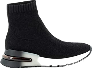ASH Luxury Fashion Womens KYO01BLK Black Slip On Sneakers | Fall Winter 19
