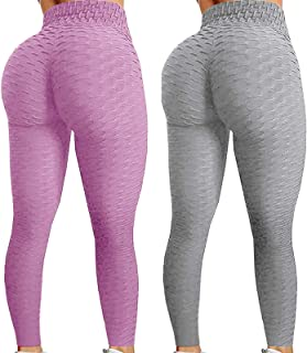 Damesmode Print Slim Fit Yoga Broek Plus Size Casual Hoge Taille Tummy Control Sport Activiteit Power Stretch Gym Broek
