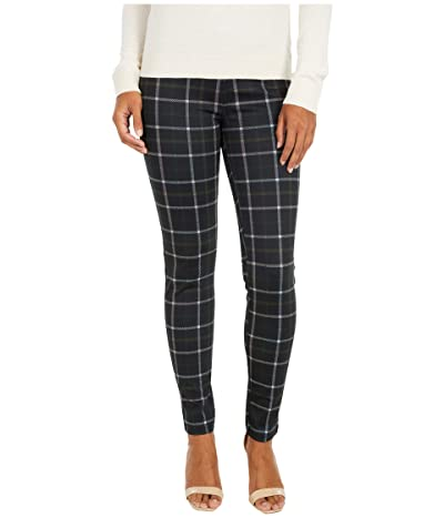 Sanctuary Grease Leggings in Morning Pink Plaid Women