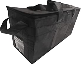 Insulated Delivery Grocery Bag Carrier, 22