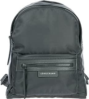 Longchamp women's rucksack backpack travel grey