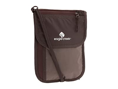 Eagle Creek Undercovertm Neck Wallet Deluxe (Mocho) Wallet