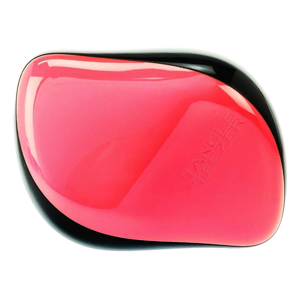 鎮痛剤策定する項目タングルティーザー コンパクトスタイラー #ピンク&ブラック