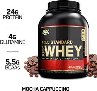 on whey optimum nutrition