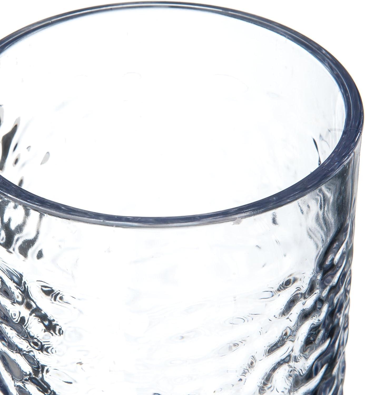 Amazon Com Carlisle 550507 Pebble Optic Tumbler 5 Oz Clear Pack Of 24 Industrial Scientific