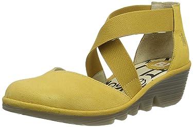 FLY London Women's Closed Toe Sandals