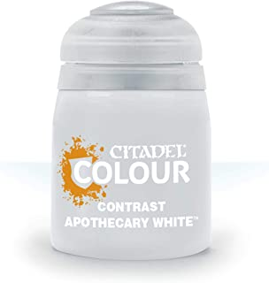 Games Workshop Citadel Colour: Contrast - Apothecary White