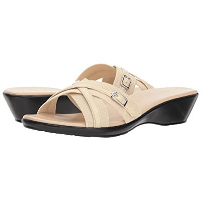 Athena Alexander Bindy (Beige Stretch) Women