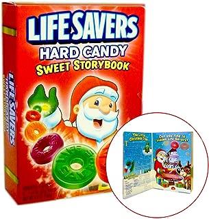 Lifesavers Hard Candy Christmas Sweet Storybook