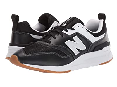 New Balance 997H (Black/Silver) Men