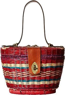 Patricia Nash Caselle Basket
