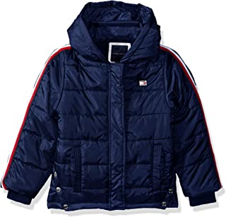Tommy Hilfiger Girls' Quilted Puffer Jacket