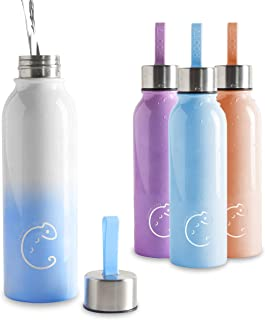 Root7 Chameleon Color Changing Bottle - 21oz - Purple, Blue and Peach
