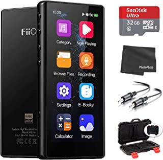 "FiiO M3 Pro MP3 Player, High Resolution and 3.5"" Full Touchscreen HiFi Lossless Sound Player + SanDisk Ultra 32GB microSDH..."