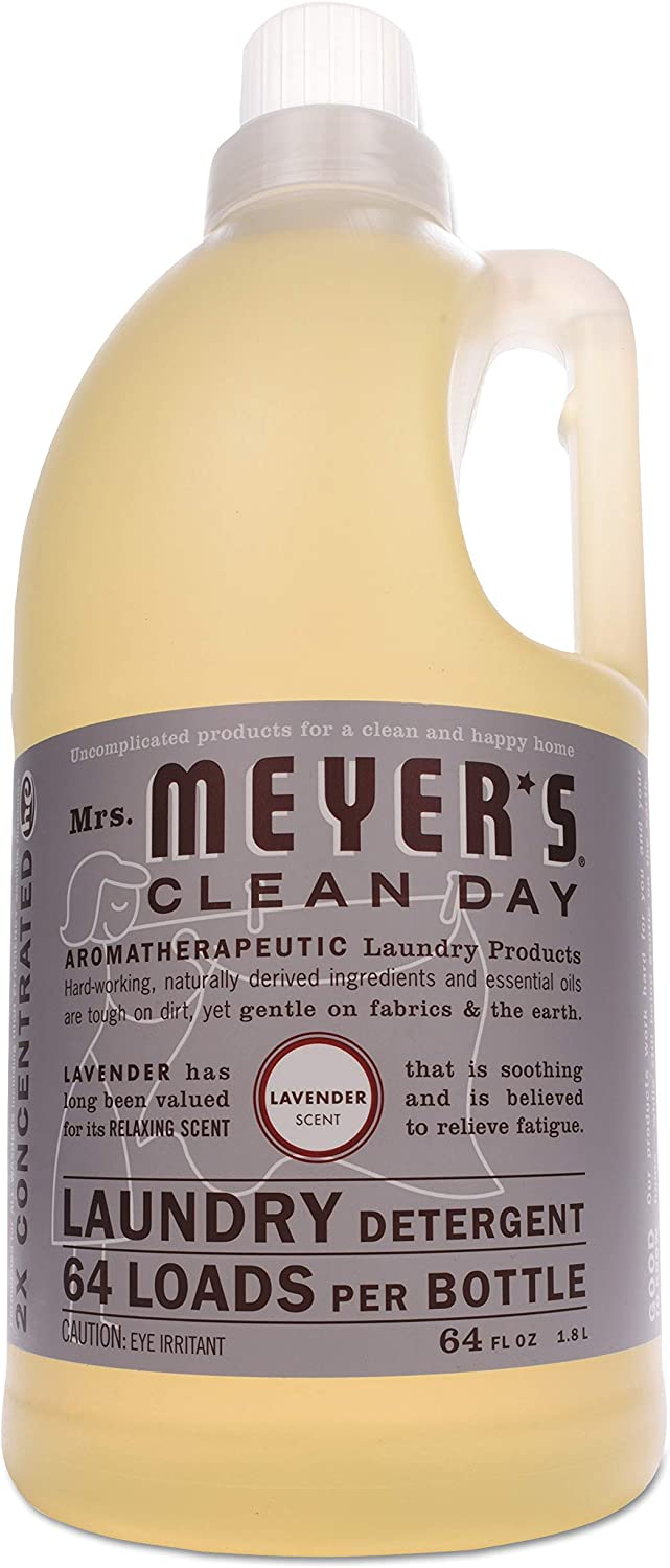 Mrs Meyers Ranking TOP8 Ranking TOP11 14531 64 Detergent Oz Lavender Laundry