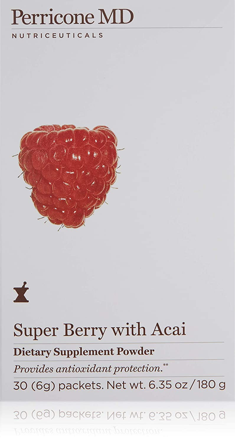 Perricone MD Super Berry Some Super intense SALE reservation with Powder 30 Supplement Acai packets