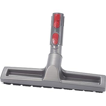Cepillo de parquet flexible Supremery, cepillo adecuado para aspiradora Dyson (con adaptador para V7, V8, V10): Amazon.es: Hogar