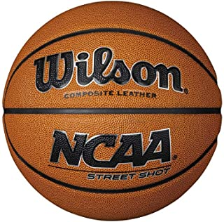 Wilson NCAA Street Shot Basketball Size 6