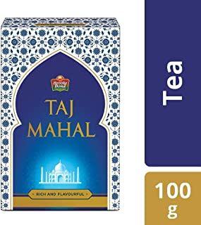 Taj Mahal Tea, 100g (Pack of 2)