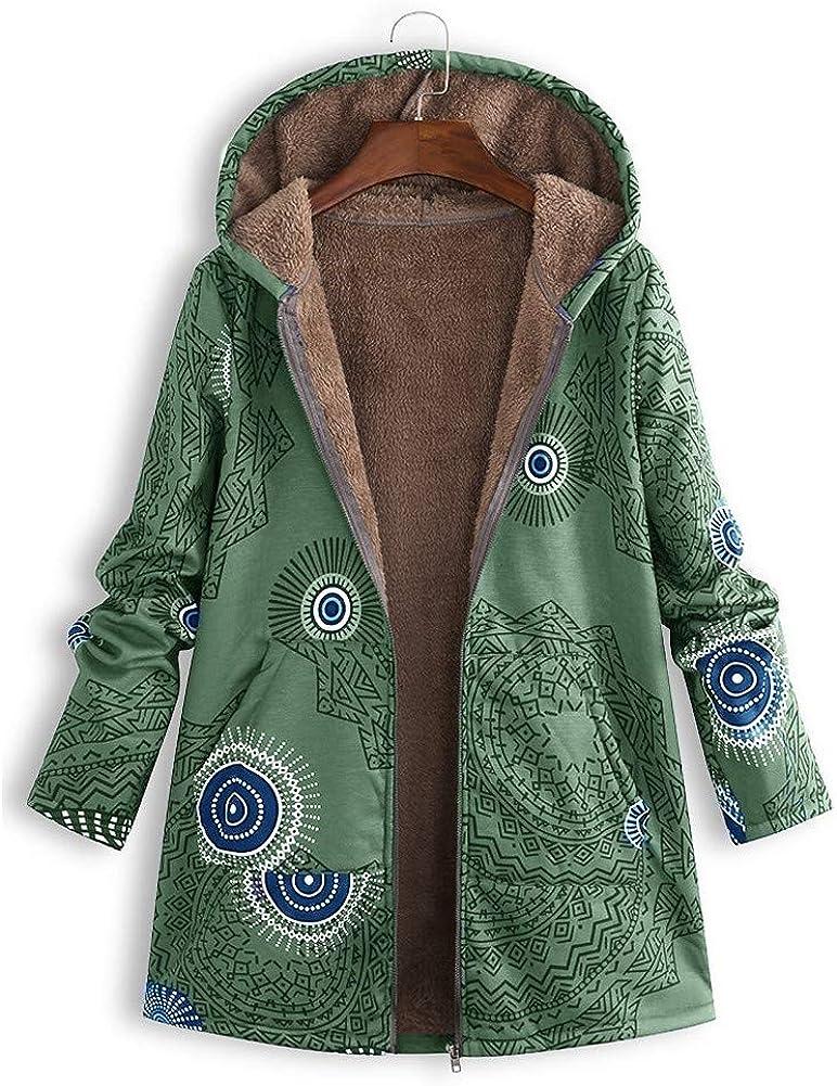 Ranking TOP6 Nopeak Womens outlet Winter Hooded Outwear Plus Coat Velvet Warm Lining