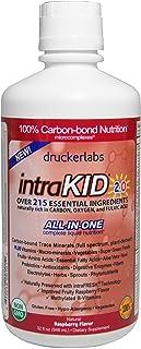 Sponsored Ad - DRUCKER LABS IntraKID 2.0 - Organic Liquid Trace Minerals, Multivitamin and Multi-Nutritional Dietary Suppl...