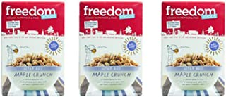 Freedom Foods Ultra Rice Maple Crunch Gluten Free -- 10.6 oz [3 Pack]