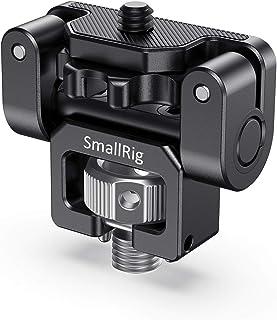 SMALLRIG NATO Clamp Camera Monitor Mount for Camera Field Monitors, Friction Up to 146 Degree - 2174