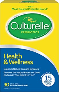 Culturelle Pro-Well Daily Probiotic Supplement - Immune Support - With the proven effective Probiotic - 15 Billion CFU - 3...