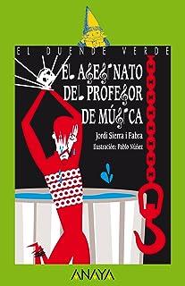 comprar comparacion El asesinato del profesor de música (LITERATURA INFANTIL (6-11 años) - El Duende Verde)