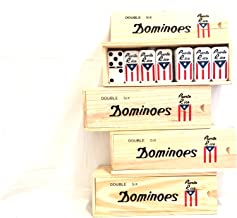 domino table puerto rico design