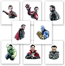 Best iron man black and white pictures Reviews