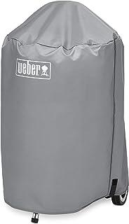 Weber(ウェーバー)バーベキュー グリルカバー チャコールグレー 47cm(18インチ)【並行輸入品】
