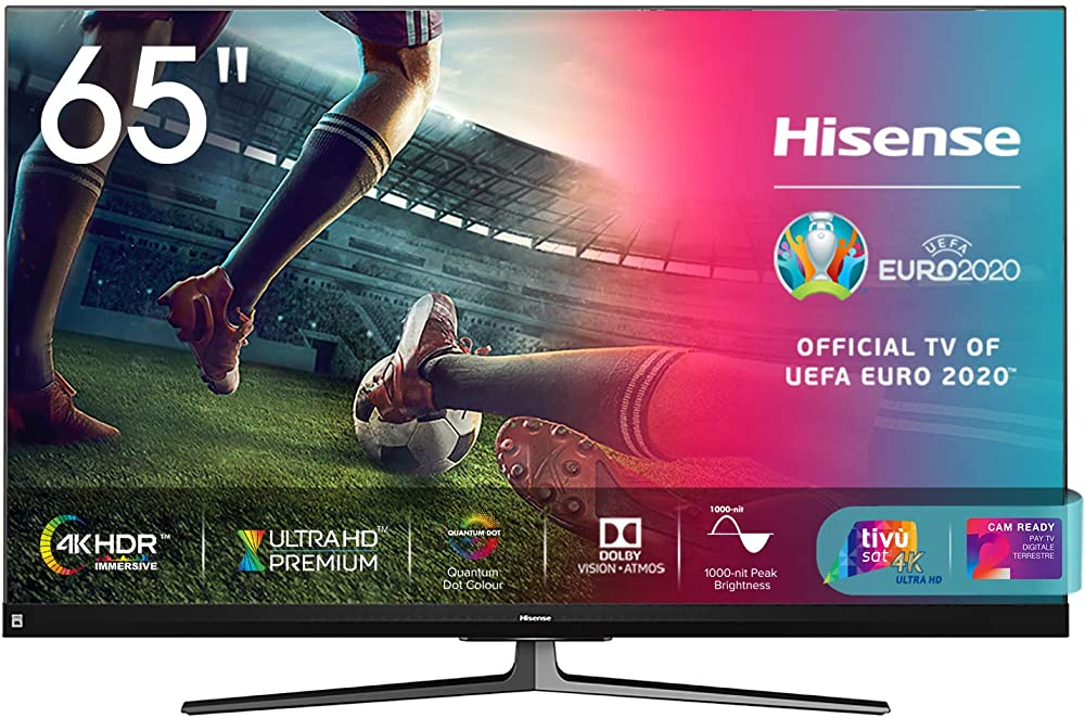 Hisense smart tv uled ultra hd 4k 65