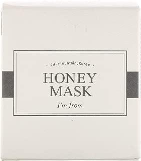 I m from Honey Mask 4 23 oz 120 g