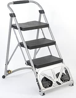 Folding Master Heavy Duty Step Ladder/Hand Truck 2 in 1
