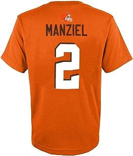 orange johnny manziel jersey
